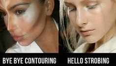 Strobing Is The New, Idiotproof Way To Contour Your Face
