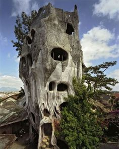 weird homes in south africa - Google Search