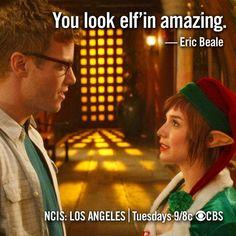 NCIS Los Angeles 4x10 Meme 2