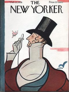 The New Yorker February 22 1958