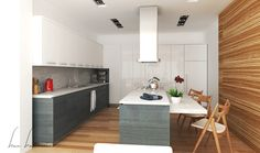 Apartment by Bren Buenavista, via Behance