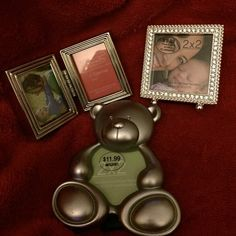 Mini picture frames Never used brand new from hobby lobby Other