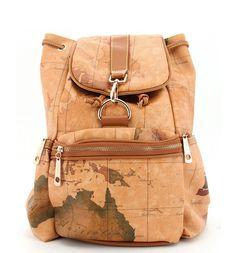 Map Design Backpack