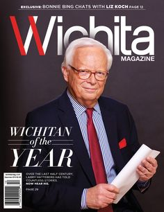 Wichita Magazine | Volume 2, Issue 12