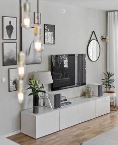 #WoodFlooringSale Small Living Rooms, New Living Room, Living Room Modern, Living Room Interior, Cozy Living, Interior Livingroom, Living Area, Simple Living, Salon Simple