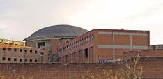 Vista posterior cárcel de Carabanchel - Portal Fuenterrebollo