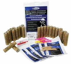 Estes 1/2A3-4T Model Rocket Motors Bulk Pack (24 ea) by Estes. $39.99. Estes model rocketry is recommended for ages 10 and up with adult supervision for those under 12. Must be 14 to purchase in California, New Jersey, and North Dakota. Must be 16 to purchase in Rhode Island.. This item has special shipping requirements. Please see our shipping information page for more details. The Estes 1/2A3-4T engine is single stage engine designed for successful model rocket fli...