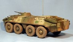 BTR-70 de la República de Donetsk