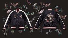 Valentino Souvenir Jacket | Spring/Summer 2016 Collection