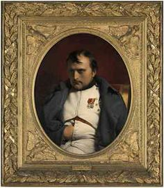 Napoleon at Versaille March 1814  fetched at auction, $456,147