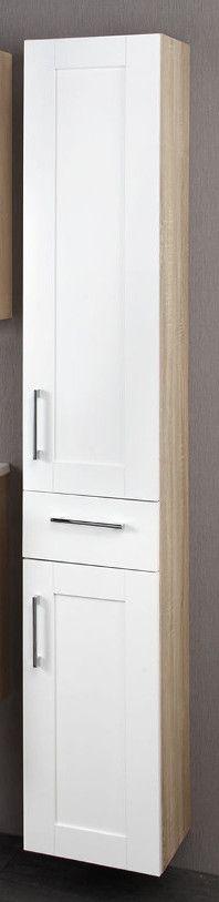 Kesper Spiegelschrank »Montana« Breite 60 cm, mit LED-Beleuchtung - küchen unterschrank 100 cm