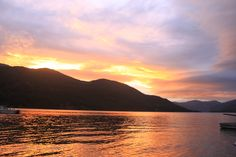Sunset at Christina Lake, BC Grand Forks, Sunrises, British Columbia, Canada, Spaces, Vacation, Mountains, Nature, Summer
