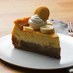 Featuring Apple Pie Bread Pudding, Pumpkin Pie Bread Pudding, Summer Pudding, Chocolate Banana Bread Pudding, Banana Pudding Cheesecake and No-Bake Chocolate Pudding Cake Banana Pudding Cheesecake, Cheesecake Bites, Cheesecake Recipes, Dessert Recipes, Cheesecake Cake, Pudding Recipes, Cheesecake Squares, Pudding Cake, Pumpkin Cheesecake