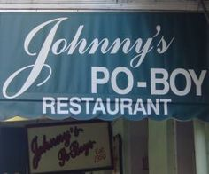 Johnny's Po-boys-New-Orleans