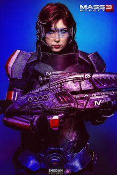 Fem Shepard (Mass Effect 3)