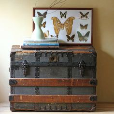 LOUIS VUITTON home decor - Trunk | Home Decor Ideas | Pinterest | Louis vuitton Steamer trunk and Steamers & LOUIS VUITTON home decor - Trunk | Home Decor Ideas | Pinterest ...