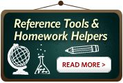 Reference Tools and Homework Helpers