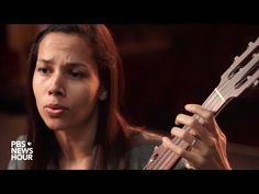Rhiannon Giddens performs 'Julie,' a song inspired by a slave's story
