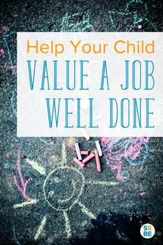 Is your child a box-checker? Does he speed through tasks and projects just to get them done? Here's how to teach your child the value of a job well done.