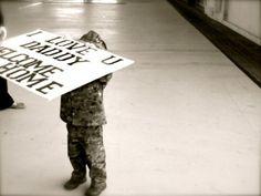 Little soldier...