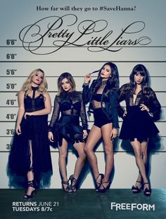 Pretty Little Liars - Saison 7 - http://cpasbien.pl/pretty-little-liars-saison-7/
