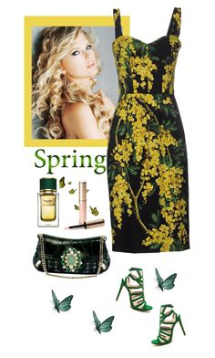 """Untitled #522"" by veronica7777 ❤ liked on Polyvore featuring beauty, Dolce&Gabbana and By Terry"