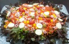 Ângela Bastos: Salada Tropical