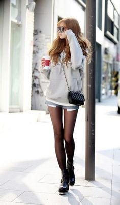 Korean fashion kpop inspired outfits street style 76