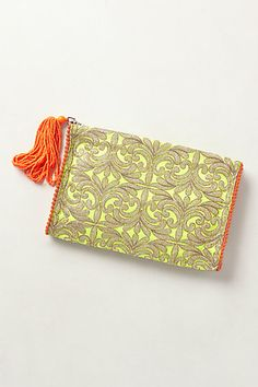 Solana Clutch #anthropologie