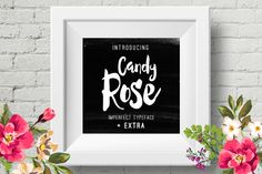 CandyRose by JROH Creative on Creative Market