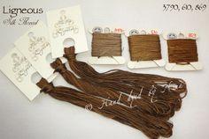 Silk Thread / Selyem hímzőfonal   Nina's Threads