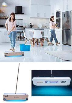 UVC Life Light Floor Sanitizer