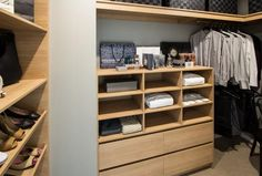 Entrant- Adenbrook Homes. Products used- Laminex Impressions Sublime Teak Riven. Home, Walk In Wardrobe, Interior Styling, New Homes, House, Modern Home Office, Other Rooms, Clever Storage, Interior Design