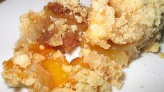 Summer Fresh Vegan and Gluten Free Fruit Cobbler