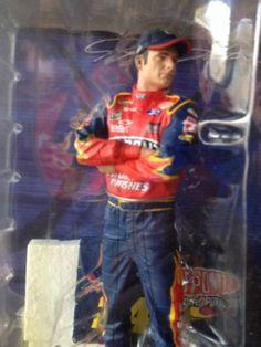 JEFF GORDON 24  NASCAR SERIES 4 ACTION MCFARLANE FIGURE TOYS