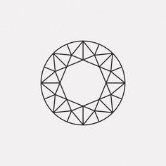 Tattoo geometric design sacred geometry every day Trendy ideas Geometric Logo, Geometric Designs, Geometric Shapes, 1 Tattoo, Ink Art, Sacred Geometry, Logos, Design Elements, Logo Design