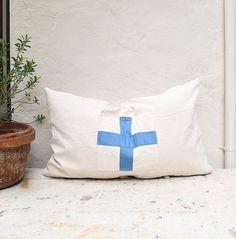 16X26 Pillow Insert Vintage Grainsack Pillow Cover Large 16 X 24 Authentic European