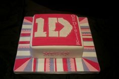 One Direction Party Supplies 2013