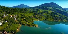 Raiul pe pământ îl găsiți în România: Localitatea cu munte, apă, plajă și aer…