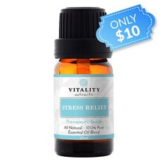 Stress Relief | Vitality Extracts