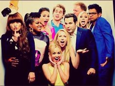 Pitch perfect cast!