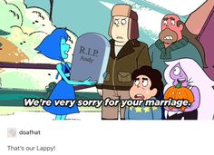 Only way to respond to a marriage