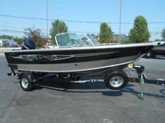 Specifications for the 2008 Lund 1850 Tyee™ Gran Sport