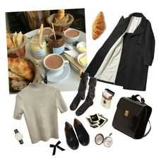 sunday at Charlotte's by najmilsza on Polyvore featuring polyvore fashion style Polder Kelsi Dagger Brooklyn ROSEFIELD Bocage clothing