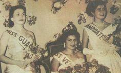 Miss Venezuela 1952 -  Sofía Silva Inserri