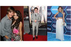 Disney Channel Stars Then And Now - Disney Channel Original Movie Stars - Seventeen Zac Efron and Vanessa Hudgens