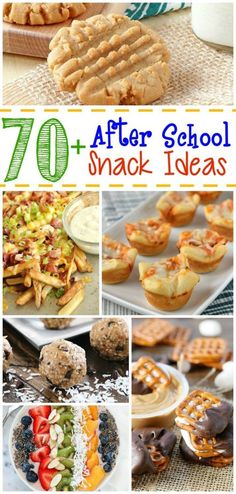 70 After School Snack Ideas 70 After School Snack Ideas From sweet to savory this is the ultimate list of perfect after school snack ideas on Diary of a Recipe Collector The post 70 After School Snack Ideas appeared first on School Ideas. Healthy School Snacks, Healthy Afternoon Snacks, After School Snacks, Healthy Foods, Protein Snacks, Healthy Breakfasts, School Lunches, Healthy Treats, High Protein