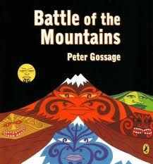 Gossage's classic retelling of the Maori myth of how Mt Taranaki, Mt Tauhara and Mt Putauaki came to stand where they are today. Maori Legends, Legend Stories, Children's Choice, Mountain Pictures, Maori Designs, Maori Art, Mountain Art, Art N Craft, Library Displays
