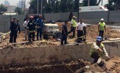 Reportan derrumbe de puente en Cuajimalpa