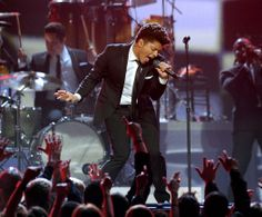 Bruno Mars, Grammy Awards 2011